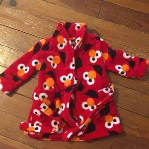 Elmo robe